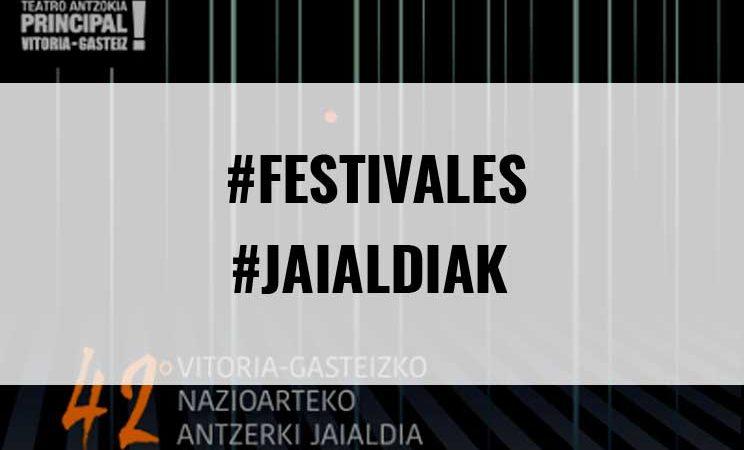42. edición del Festival internacional de Teatro de Vitoria-Gastéiz