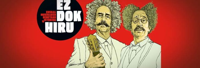 """""""EZ DOK HIRU"""" – KULTUR LEIOA (LEIOA)"""