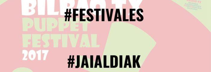 36. FESTIVAL INTERNACIONAL DE TITERES DE BILBAO