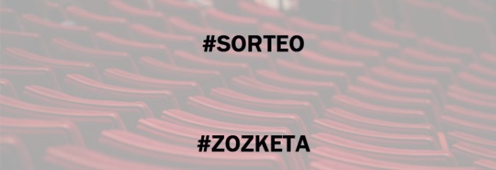 SORTEO DE ENTRADAS PARA TEATRO