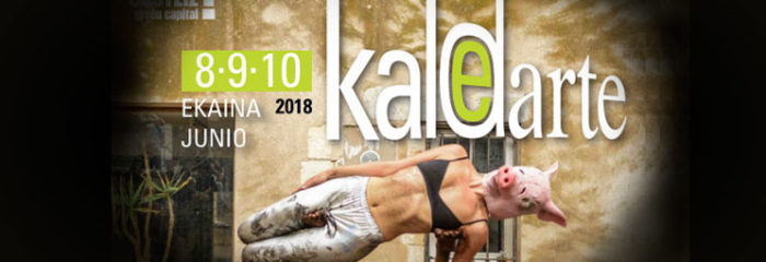 KALDEARTE,  MUESTRA  INTERNACIONAL  DE  ARTES  DE  CALLE
