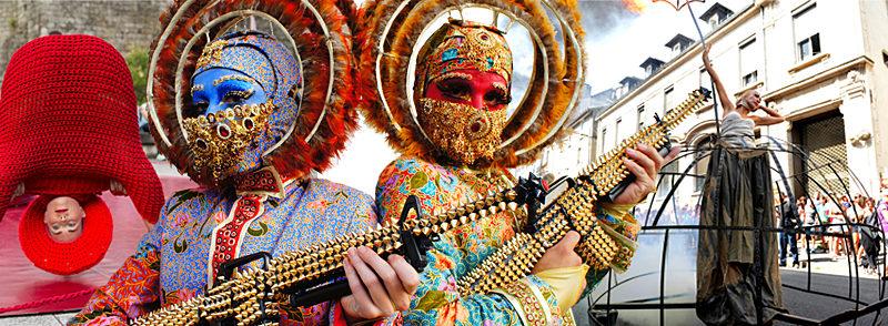 """KALDEaRTE 2019""  XIV Muestra internacional de artes de calle de VITORIA-GASTEIZ"