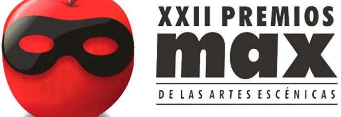 El 20 de mayo se celebran los Premios Max 2019