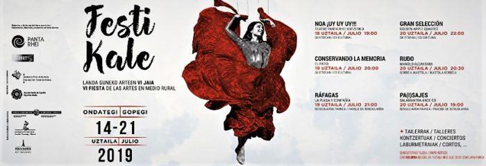 FESTIKALE 2019 – VI Festival de las Artes en Medio Rural