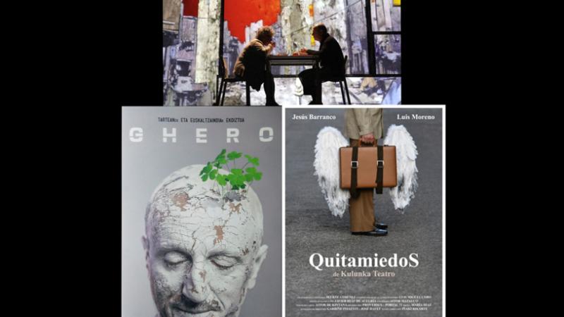 Tres producciones de Eskena optan por los Premios Ercilla 2019
