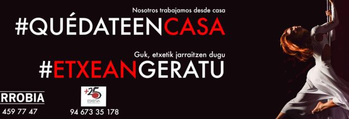 #EtxeanGeratu #QuedateEnCasa