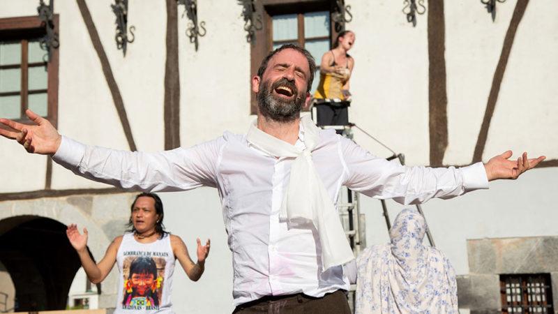 'TONBOLA', EL NUEVO ESPECTÁCULO DE CALLE DE HIKA TEATROA, SE ESTRENARÁ EN ERRENTERÍA EL 4 DE JULIO