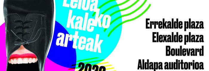 'Leioa Kaleko Arteak' acogerá dos producciones de Eskena durante el fin de semana